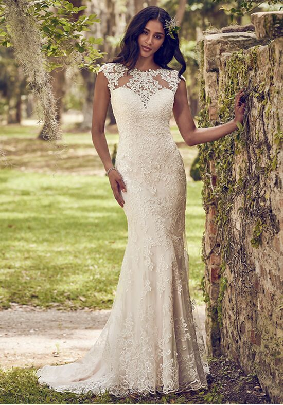 Maggie Sottero Nori Sheath Wedding Dress
