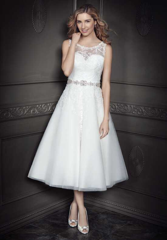 Kenneth Winston: Ella Rosa Collection BE341 A-Line Wedding Dress