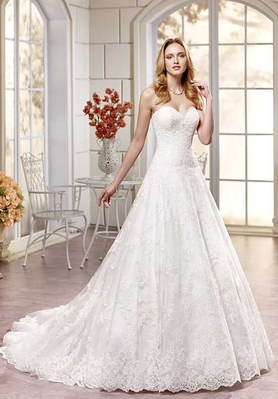 Eddy K 78007 Ball Gown Wedding Dress