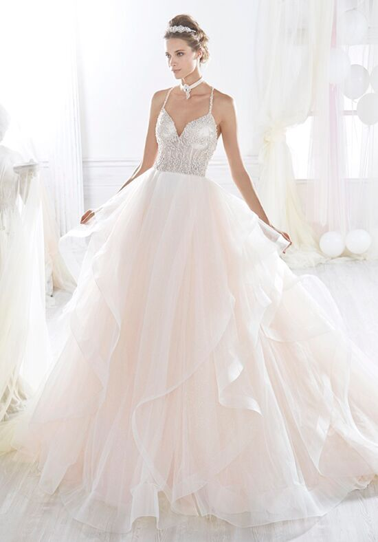 Nicole Collection 2018 NIAB18119 Ball Gown Wedding Dress