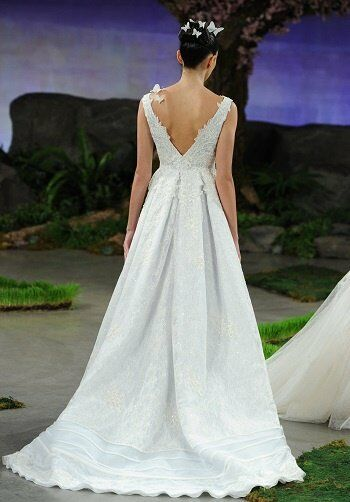 Ines Di Santo Bluebelle A-Line Wedding Dress