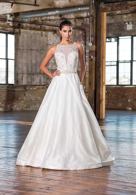Justin Alexander Signature 9827 Ball Gown Wedding Dress