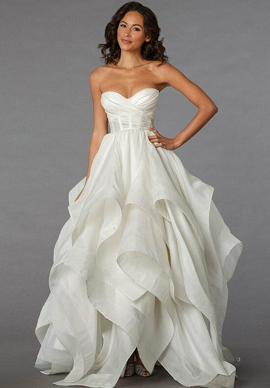 Pnina Tornai for Kleinfeld 4287 Ball Gown Wedding Dress
