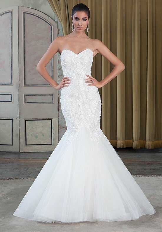 Justin Alexander Signature 9784 Mermaid Wedding Dress