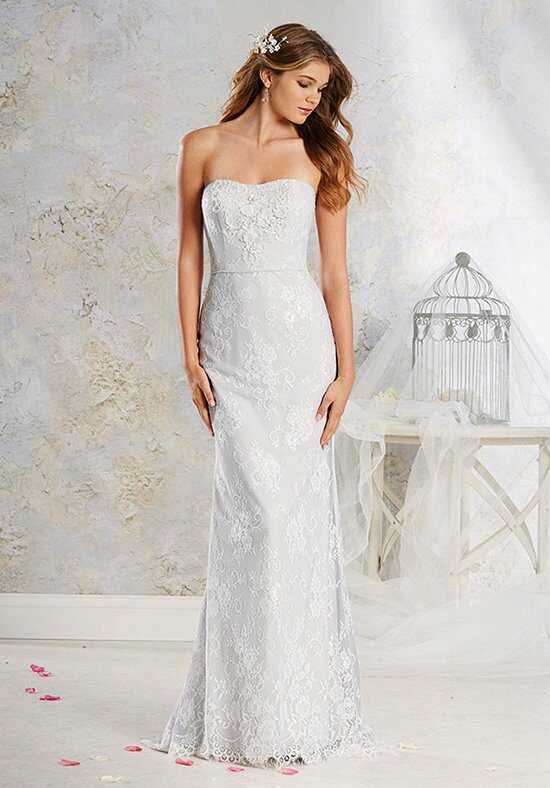 Alfred Angelo Modern Vintage Bridal Collection 8540 Wedding Dress