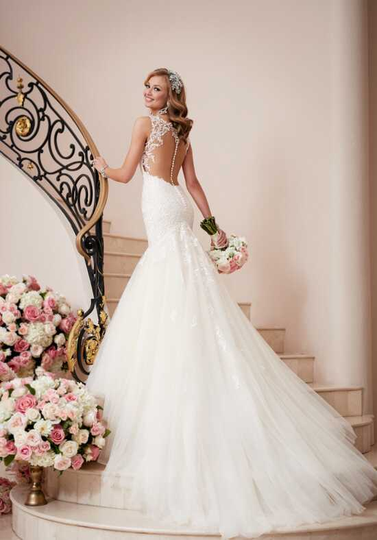 Stella York 6314 Mermaid Wedding Dress