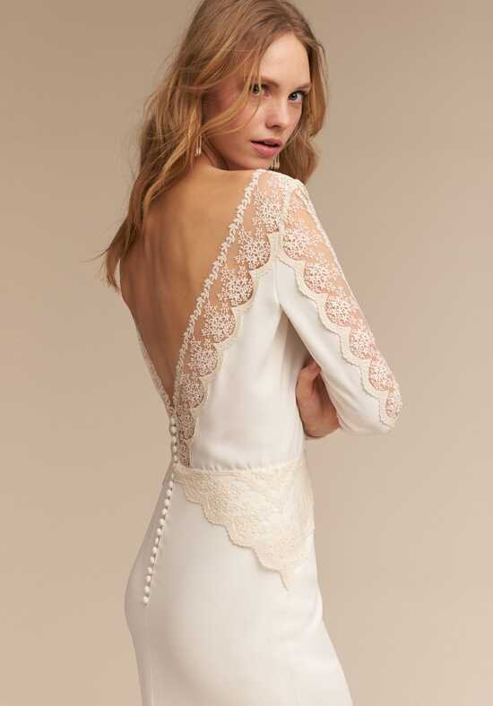 BHLDN Sol Sheath Wedding Dress