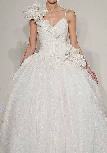 Pnina Tornai for Kleinfeld 4197 Ball Gown Wedding Dress