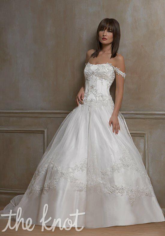 LaRichi Couture Olga Wedding Dress - The Knot