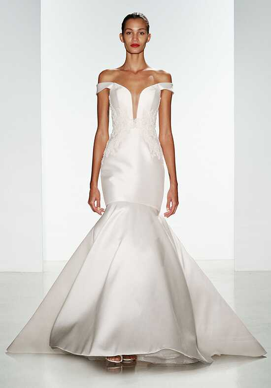 Kenneth Pool Mikayla Wedding Dress