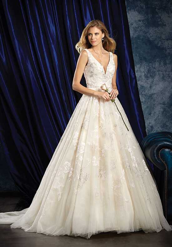Alfred Angelo Sapphire Bridal Collection 968 Ball Gown Wedding Dress