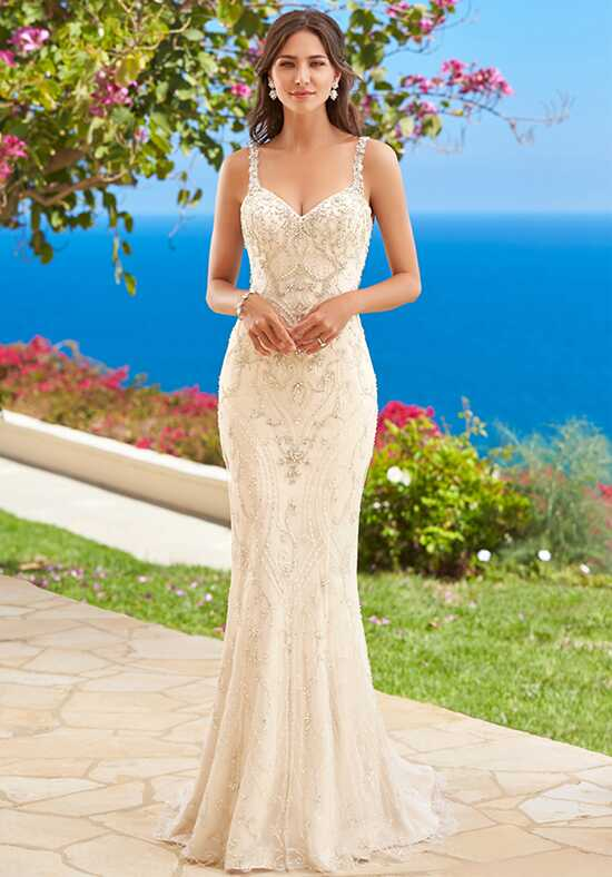 KITTYCHEN Couture KINSLEY, H1638 Sheath Wedding Dress