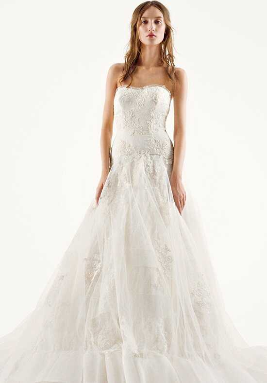 White by Vera Wang White by Vera Wang Style VW351195 Wedding Dress photo