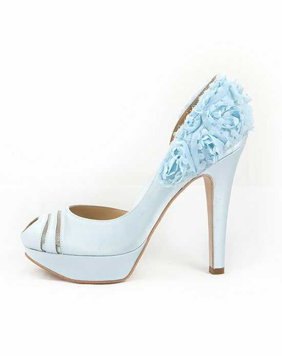 Hey Lady Shoes Luck Be A Lady Blue Shoe