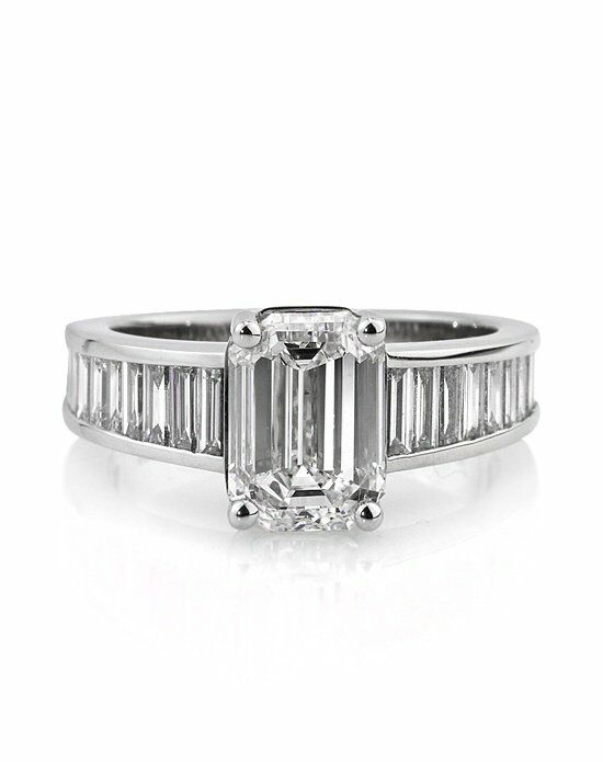 Mark Broumand 2911-1 Wedding Ring