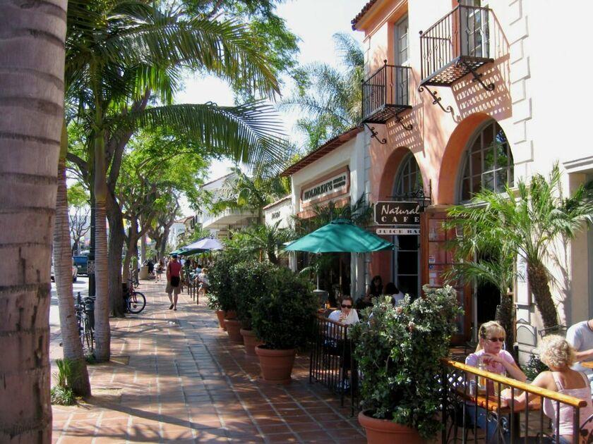 Seafood Restaurants Goleta California