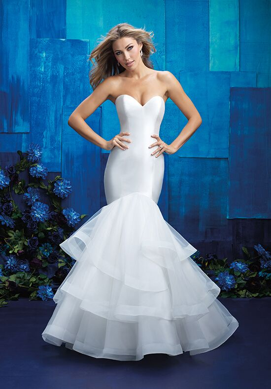 Allure Bridals 9416 Mermaid Wedding Dress