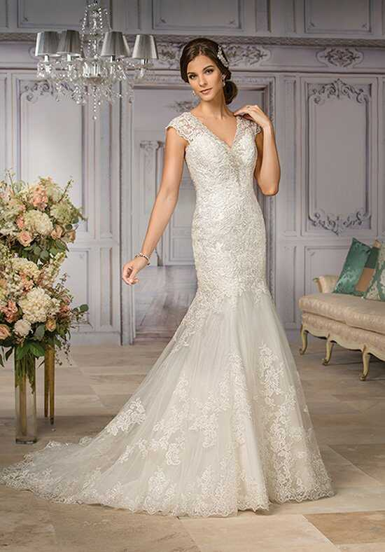 Jasmine Couture T182002 Mermaid Wedding Dress