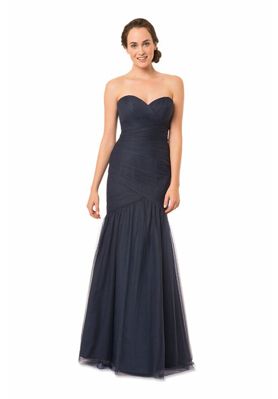 Bari Jay Bridesmaids EN-1572 Strapless Bridesmaid Dress