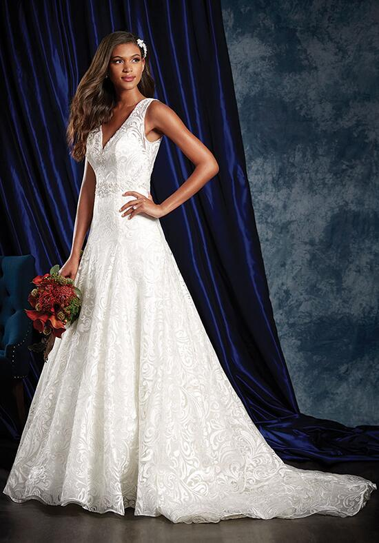 Alfred Angelo Sapphire Bridal Collection 969 Wedding Dress photo