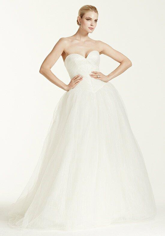 Truly Zac Posen at David's Bridal Truly Zac Posen Style ZP341403 Wedding Dress photo