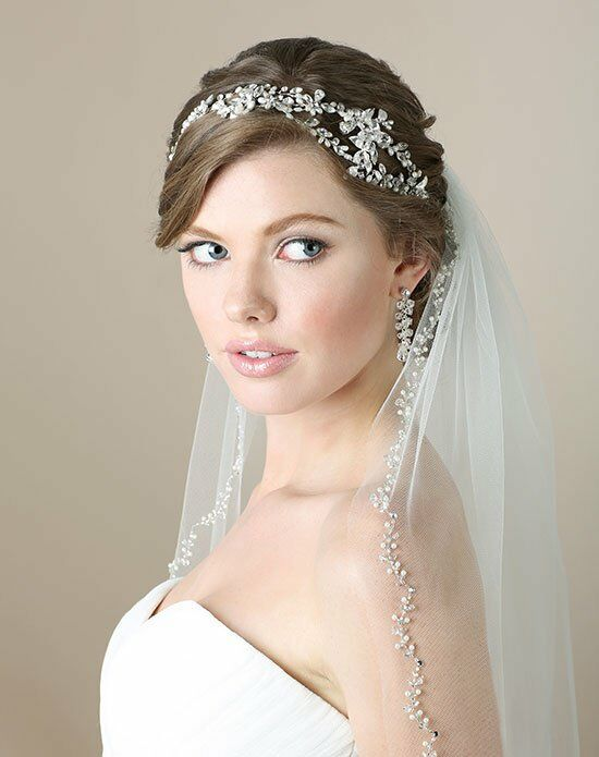 Bel aire bridal 6578 wedding headband the knot for Bel aire bridal jewelry