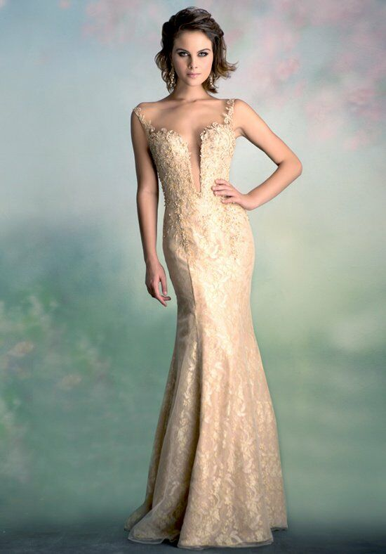 Ysa Makino KYM91 Ball Gown Wedding Dress