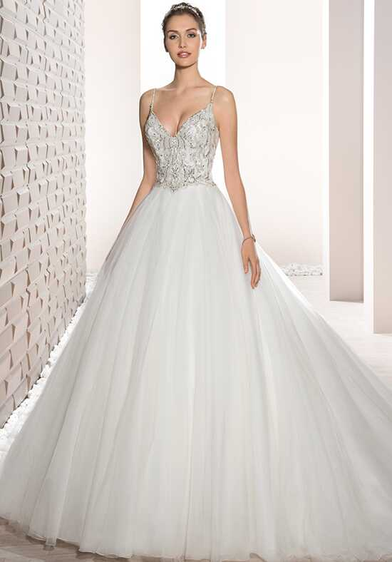 Demetrios 723 Ball Gown Wedding Dress