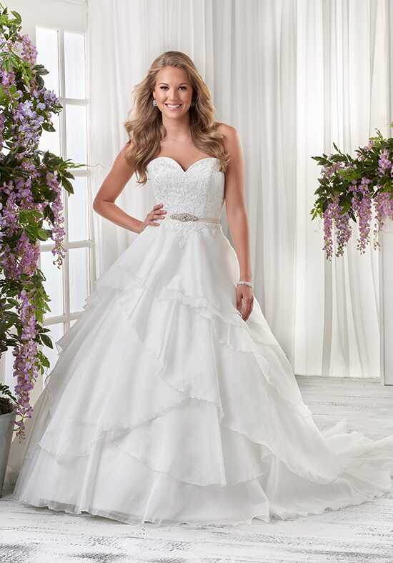 Bonny Bridal 609 A-Line Wedding Dress