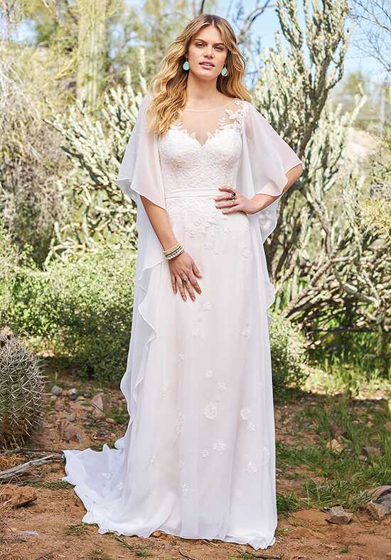 Lillian West 6517 A-Line Wedding Dress