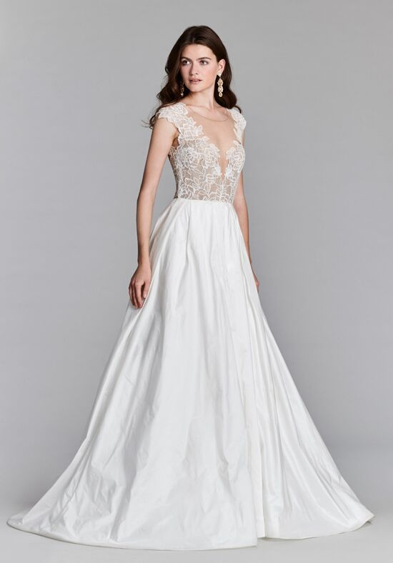 Jim Hjelm 8704 Ball Gown Wedding Dress
