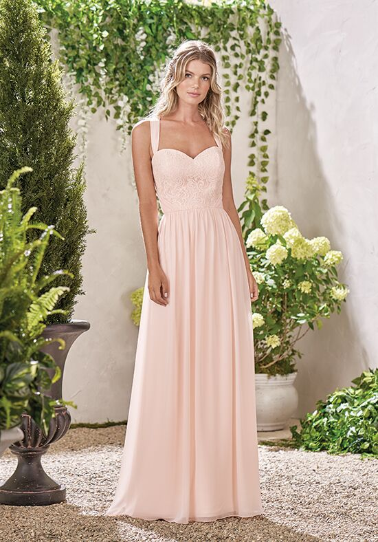 B2 by Jasmine B193002 Sweetheart Bridesmaid Dress