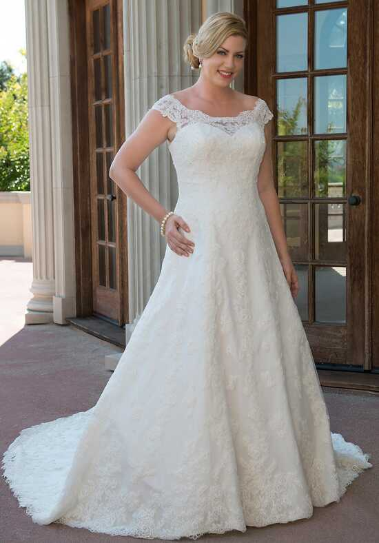 Venus Woman VW8742 A-Line Wedding Dress