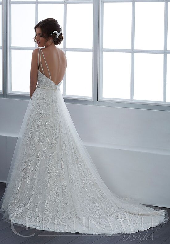Christina Wu 15647 Wedding Dress - The Knot