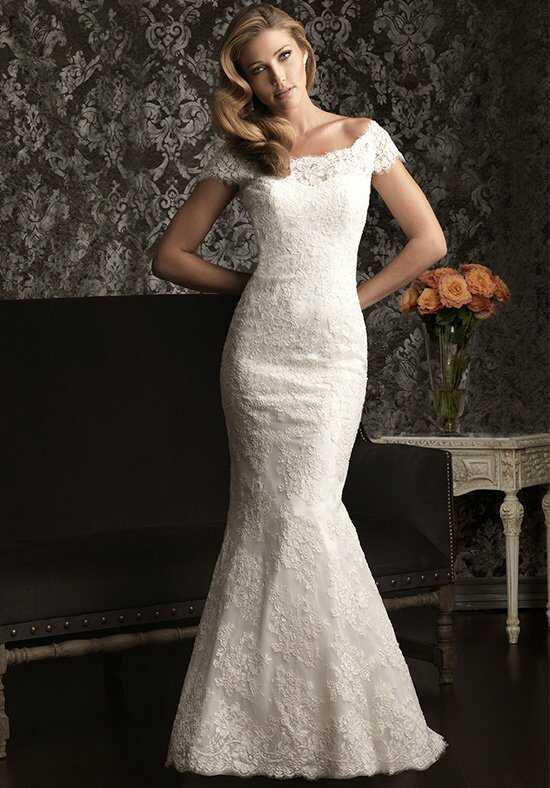 Allure Bridals Allure Bridals 9000 Bridal Gowns Mermaid Wedding Dress