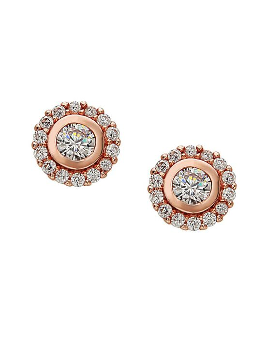 Nina Bridal Wedding Jewelry Ingram Wedding Earring photo