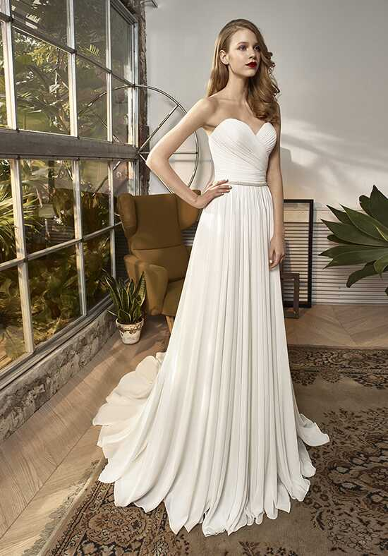 Beautiful BT18-19 A-Line Wedding Dress