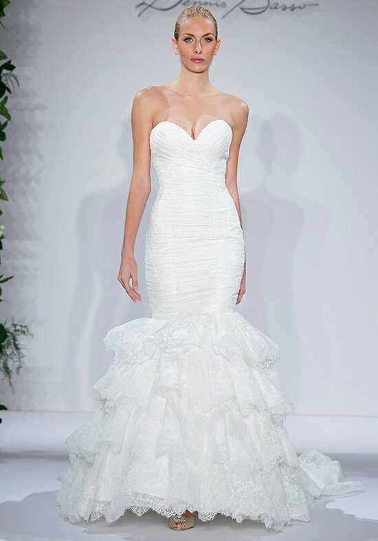 Dennis Basso for Kleinfeld 14043 Mermaid Wedding Dress