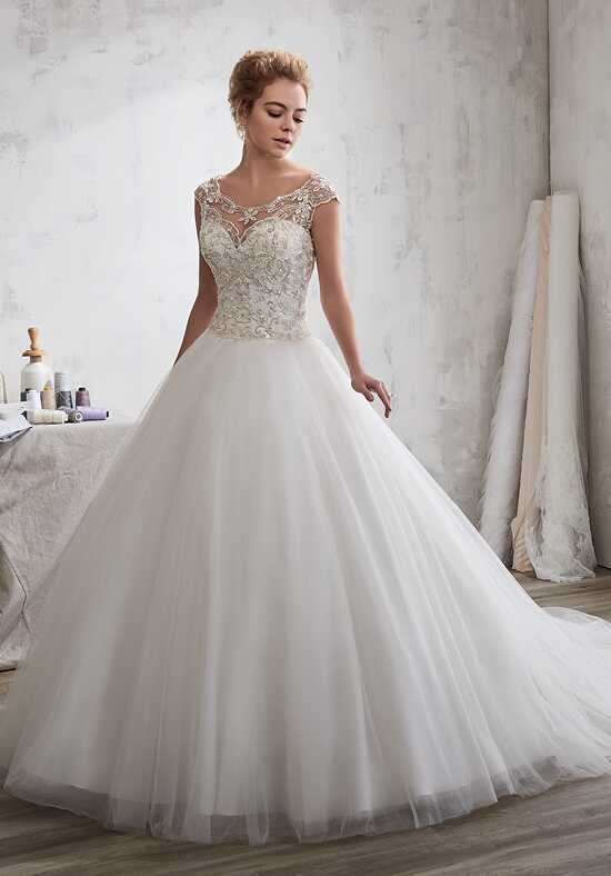 1 Wedding by Mary's Bridal 6602 Ball Gown Wedding Dress