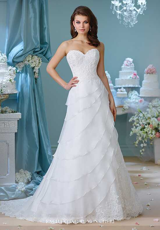 Enchanting by Mon Cheri 216155 A-Line Wedding Dress