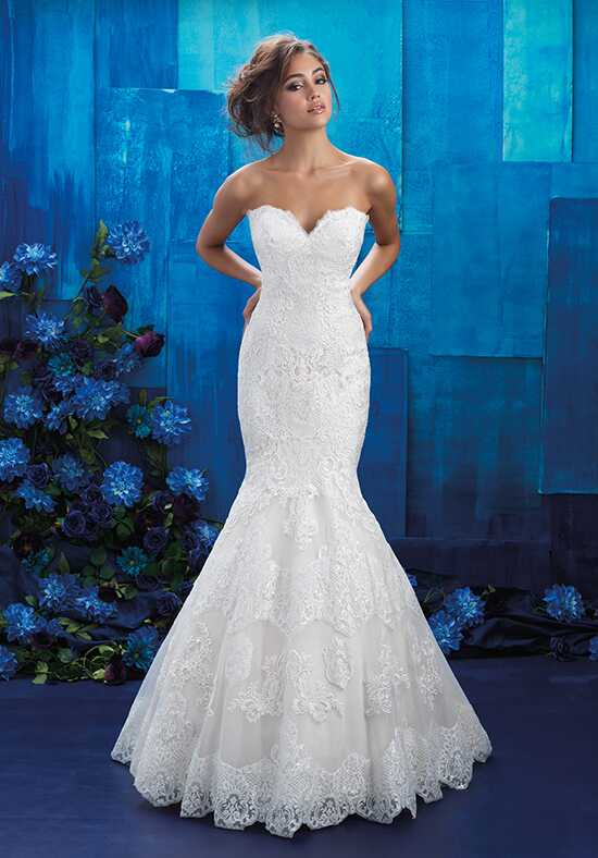 Allure Bridals 9407 Wedding Dress