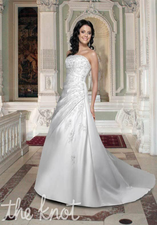 DaVinci Bridal 8354 Wedding Dress - The Knot