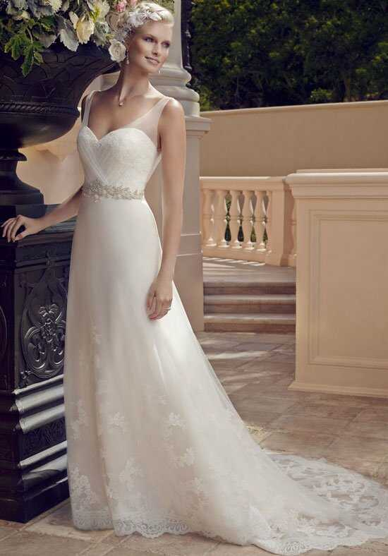 Casablanca Bridal 2196 A-Line Wedding Dress
