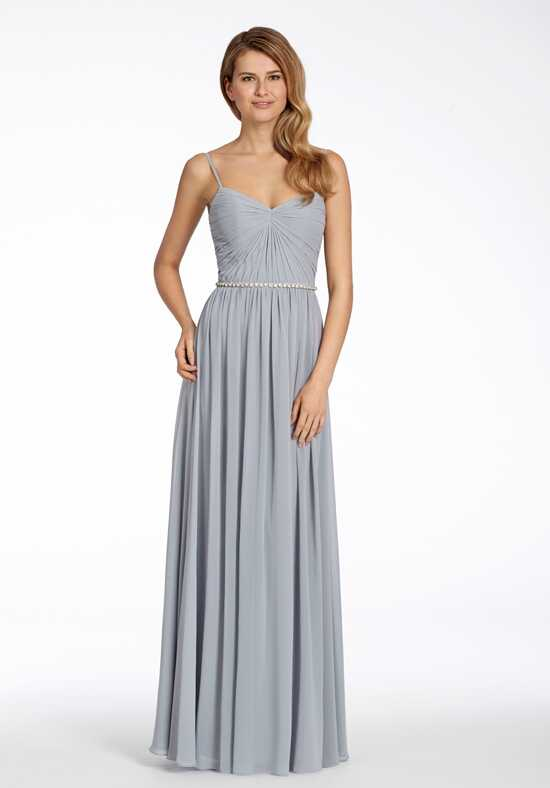 Hayley Paige Occasions 5701 V-Neck Bridesmaid Dress