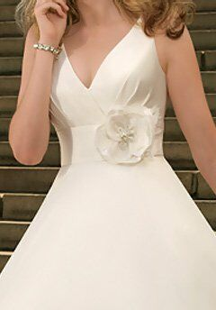 Morilee by Madeline Gardner/Voyage 6706 A-Line Wedding Dress