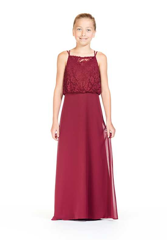 Bari Jay Bridesmaids BC-1837-JR Illusion Bridesmaid Dress