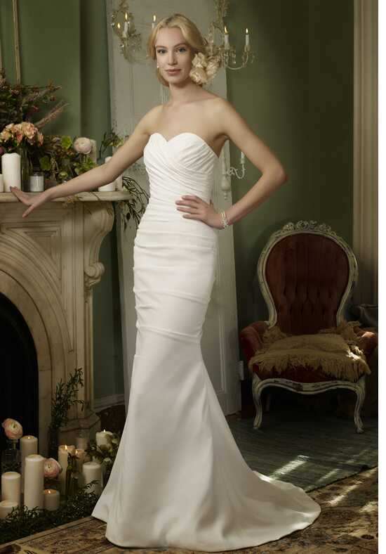 Robert Bullock Bride Jaxie Mermaid Wedding Dress