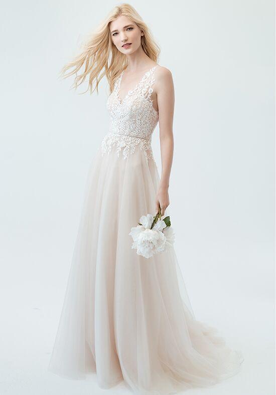 Jenny by jenny yoo savannah 1754b wedding dress the knot for Wedding dress savannah ga