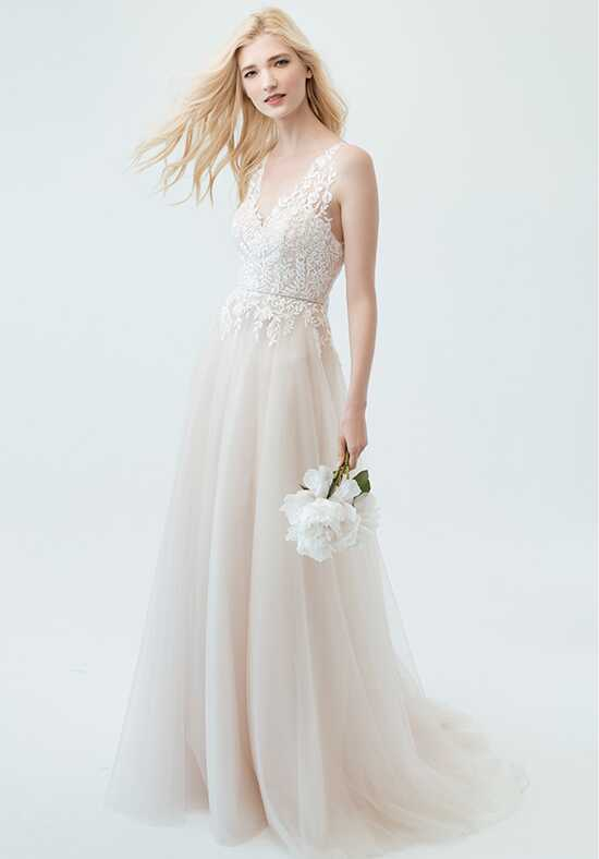 Jenny by Jenny Yoo Savannah #1754B A-Line Wedding Dress