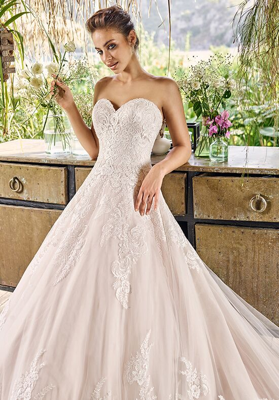Eddy K Napa Ball Gown Wedding Dress